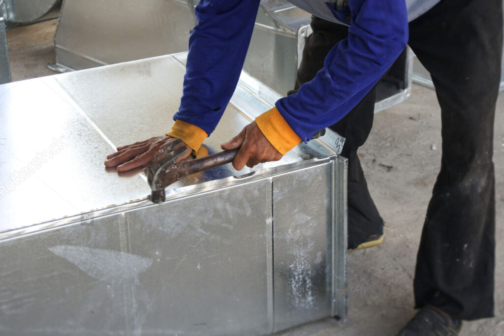 Duct Installation In Mississauga