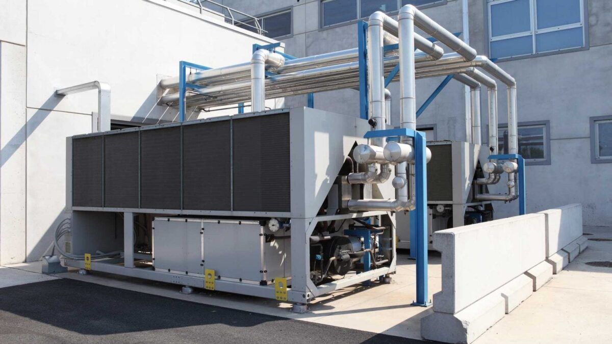 Commercial Furnace Installation