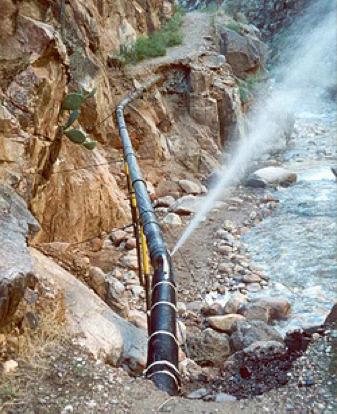Water Pipeline Repair & Installation